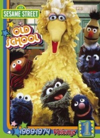 Sesame-Street---Old-School,-Vol.-1-(1969-1974)-(2006)